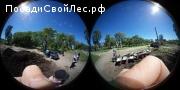 """Первая аллея""""Строители Белгородской области"""""""